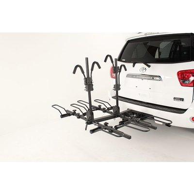 "Hollywood HR1400 Sport Rider Platform Hitch 2"" - 4 Bike Rack"