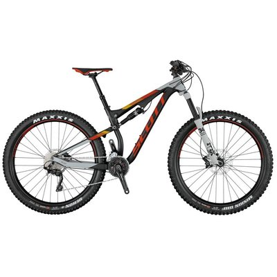 Scott Bike Genius 720 Plus 2017