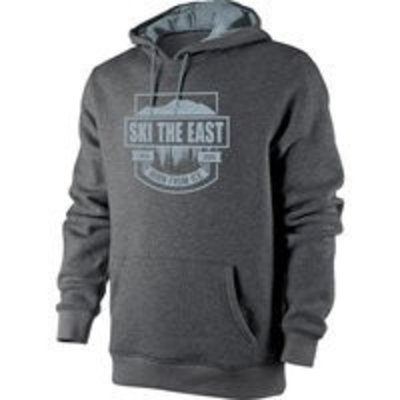 Ski The East Men's Born From Ice Pullover Hoodie 2018