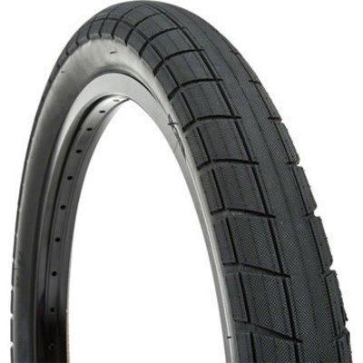 """BSD Donnasqueak Tire 20"""" x 2.4"""" Black"""