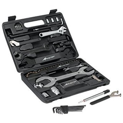 Avenir Home Mechanic Tool Kit Wrenches-Chain Tools-Patch Kit