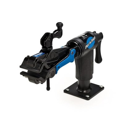 Park Tool PRS-7-2Bench Mount Repair Stand and 100-5D Clamp: Single