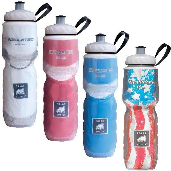 Polar POLAR Thermal Insulated Bottle Bottle Polar 24oz Usa Star Spangled