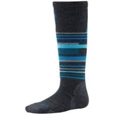Smartwool Kids' Wintersport Stripe Sock 2016