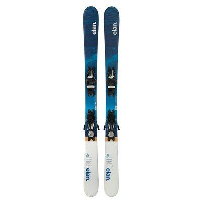 Elan Jr Pinball Pro QS Ski w/ EL4.5 AC Shift  Black/Silver Binding 2019