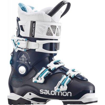 Salomon Women's QST Access 80  Wide Ski Boot 2018