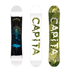 Capita Indoor Survival Snowboard 2018