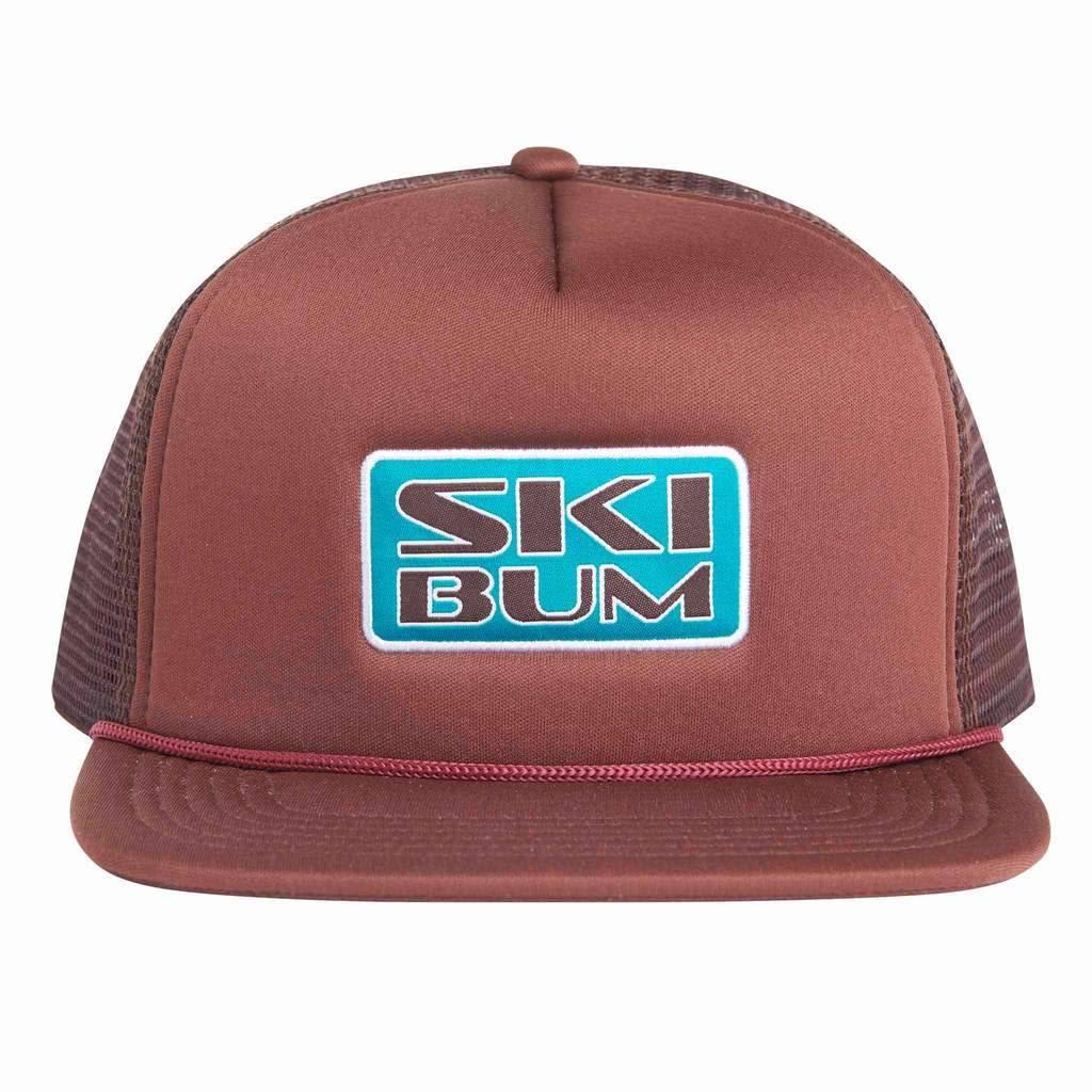 be42f1a330dc7 Flylow Flylow Ski Bum Trucker Hat 2018 - Philbrick s Ski