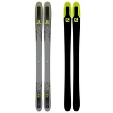 Salomon QST 92 Flat Ski (Ski Only) 2018