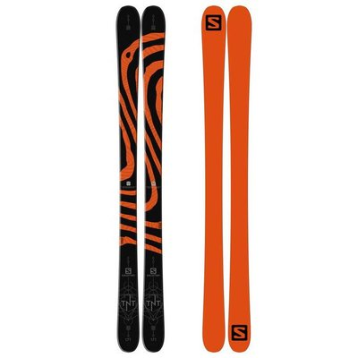 Salomon TNT Flat Skis (Skis Only) 2018
