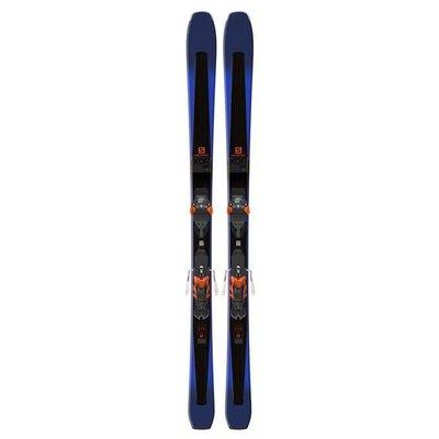 Salomon XDR 88 Ti Skis w/Warden MNC 13 Binding 2018