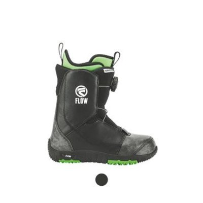 Flow Youth Micron Boa Snowboard Boots 2018