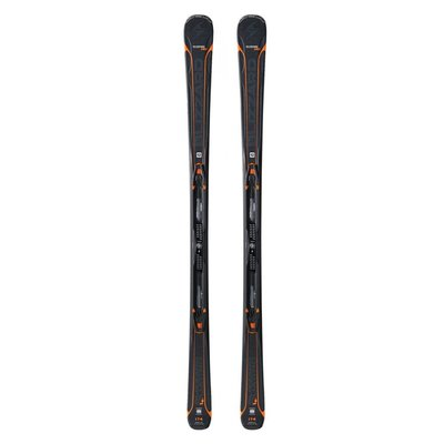 Blizzard Quattro 7.7 Skis w/TP10 Demo Binding 2018