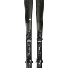 Elan Women's Delight Magic LS Ski w/EL 9 Smoke/Black Binding 2018