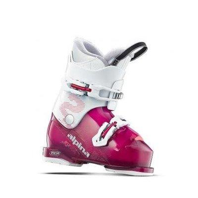 Alpina Girl's AJ2 Ski Boot 2018
