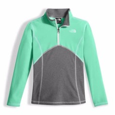 The North Face Girls' Glacier 1/4 Zip 2018
