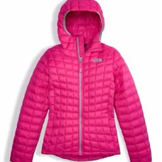 The North Face Girls' Thermoball Hoodie 2018
