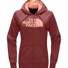 The North Face Women's Avalon Half Dome Full Zip Hoodie 2018