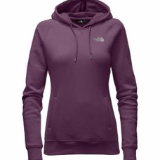 The North Face Women's French Terry Logo Pullover Hoodie 2018
