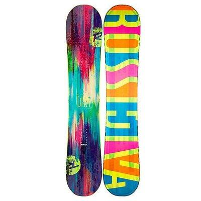 Rossignol Women's Diva LF (Lite Frame) Snowboard 2018