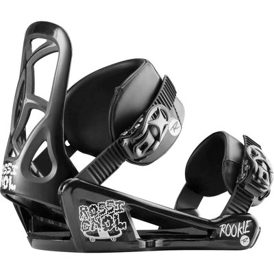 Rossignol Youth Rookie Snowboard Bindings 2021