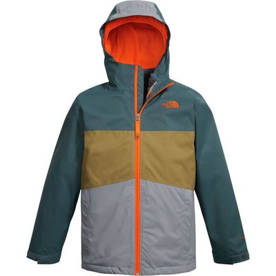 5ab7d2d2a184 The North Face The North Face Boys  Chimborazo Triclimate Jacket ...