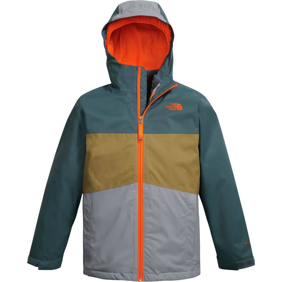 dcf637403 The North Face The North Face Boys' Chimborazo Triclimate Jacket ...