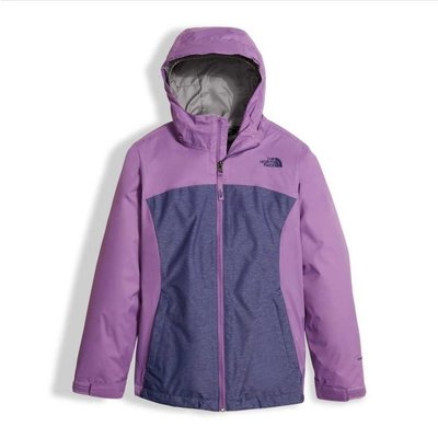 The North Face Girls' Osolita Triclimate Jacket 2018