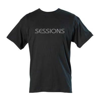 Sessions Word Mark Tee Shirt 2018