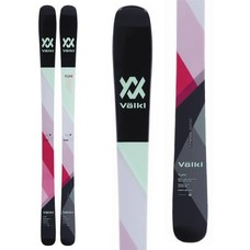 Volkl Women's Yumi Flat Skis (Skis Only) 2018