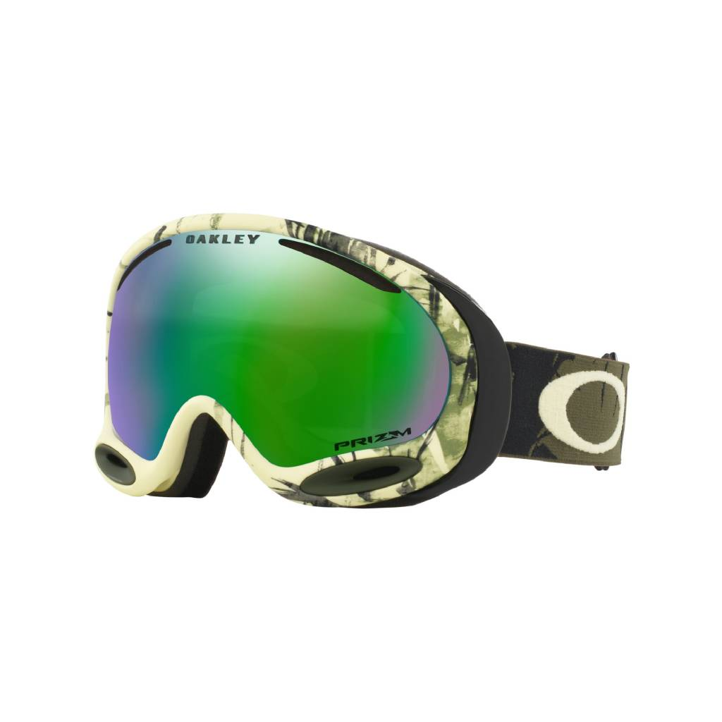 f16a34ba05 Oakley Kazu Signature A Frame™ 2.0 Snow Goggles Rokka Green w Prizm Jade  2018 - Philbrick s Ski