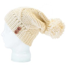 Spacecraft Women's Juniper Pom Beanie
