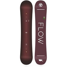 Flow Youth Micron Velvet Snowboard 2018