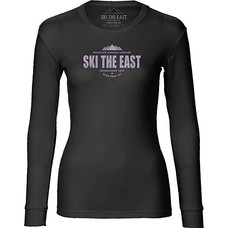 Ski The East Women's Classic Longsleeve Shirt 2018