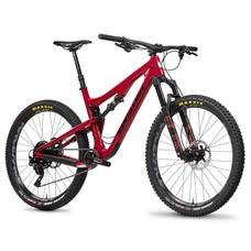 Santa Cruz 5010 Alloy S Build 2018