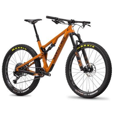 Santa Cruz Tallboy Alloy D+ Build 2018