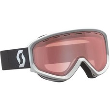 Scott Fact Ski Goggle White/Amplifier
