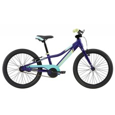 Cannondale Girl's 20 Single Speed Bike 2017