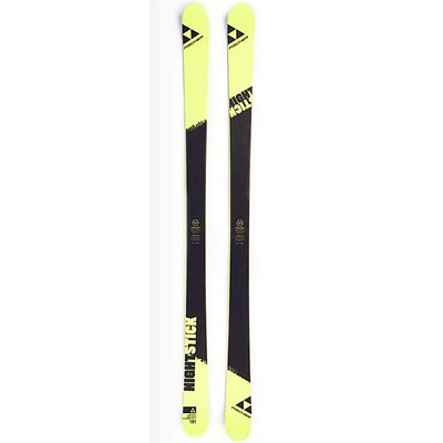8064a7558d Fischer Fischer Nightstick Ski 2018 (Ski Only) - Philbrick s Ski ...