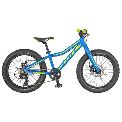 "Scott Scale JR 20 Plus 20"" Bike 2018"