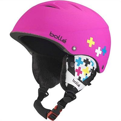 Bolle B-Free Snow Helmet 2017