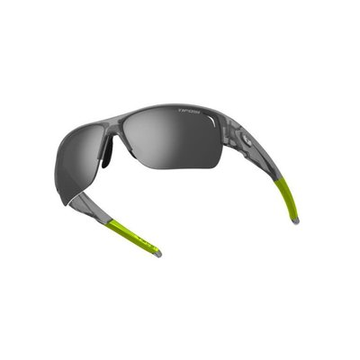 Tifosi Elder SL Crystal Smoke Sunglasses w/Smoke Lens