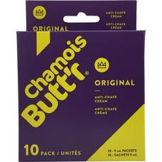 Chamois Butt'r Original: 0.3oz Packet, Box of 10