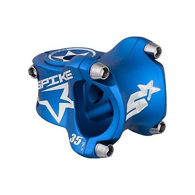 Spank Spike Race Stem 35mm Length, 31.8 Bar Clamp