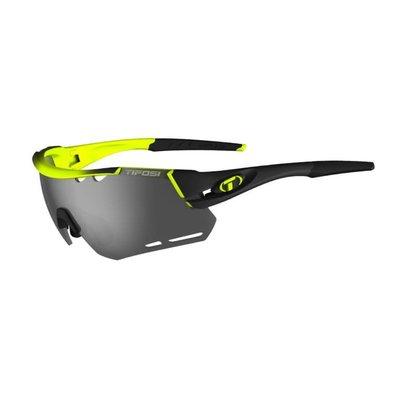 Tifosi Alliant Sunglasses Race Neon/Smoke/AC Red/Clear