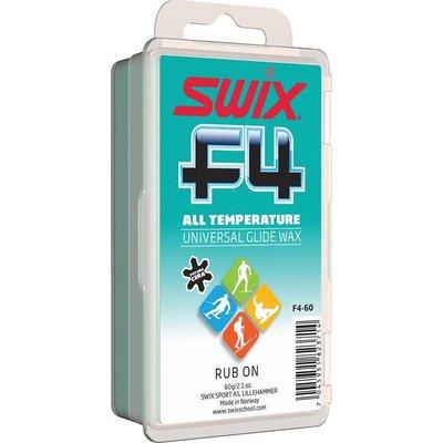 Swix F4-60 Glidewax 60g W/Cork
