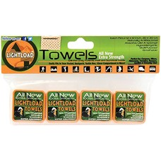 "Lightload Towels Four Pack 12""x12"""
