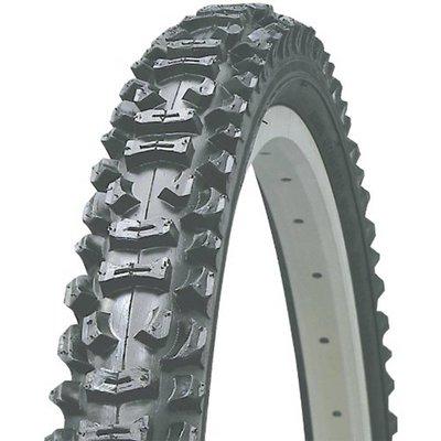 Kenda Smoke Style Tire - 26 x 2.1, Clincher, Wire, Black, 30tpi