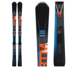 Volkl RTM 79 Skis with IPT WR XL 12 TCX GW Orange Bindings 2019