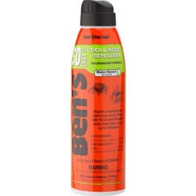 Adventure Medical Kits Ben's 30% DEET Insect Repellent: 6oz Eco-Spray